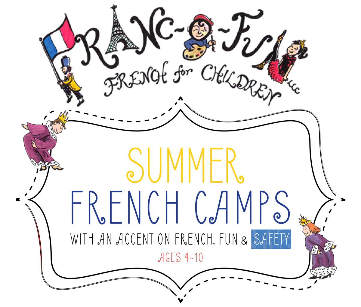 Summer French Camps 2021